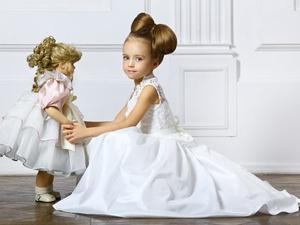 Красивые прически для девочек