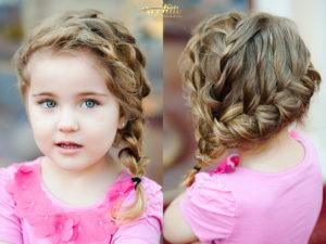 Детская коса