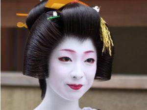 Винтажная японская укладка