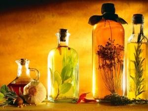 Ароматические масла для приготовления воска