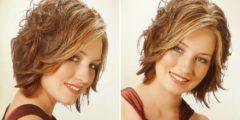 Создание мокрого эффекта на коротких волосах