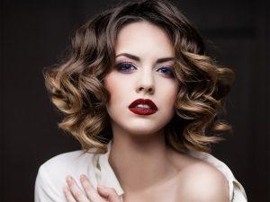 Придание волосам объема при помощи геля
