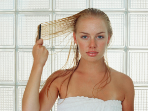 Проблема жидких волос