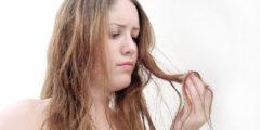 Проблема спутанных волос