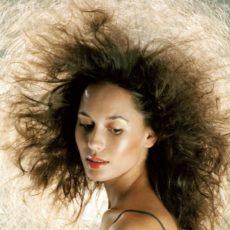 Проблема электризации волос