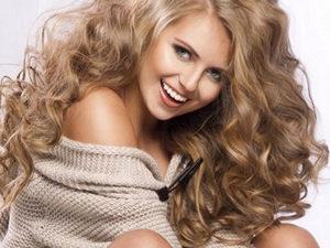 Карвинг для длинных волос