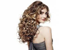 Карвинг волос разной длины