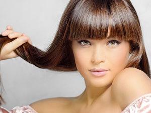Красивое ламинирование волос