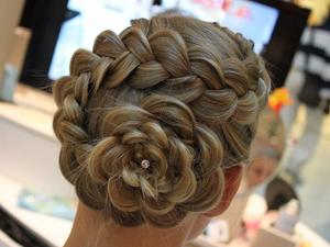 Красивое плетение кос