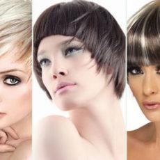 Красивые стрижки для коротких волос