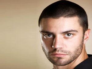 Мужские причёски на короткие волосы