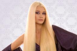 Наращивание волос ленточным методом