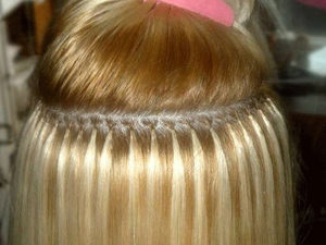Ботокс на нарощенные волосы