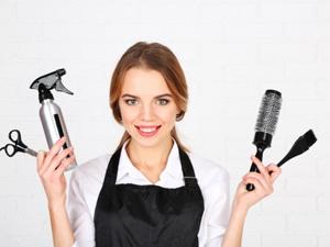 Освоение стрижки волос