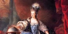 Прически конца 18 века