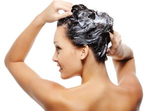 Применение бальзама для волос