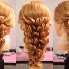 Техника плетения кос