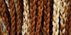 Плетение афрокос
