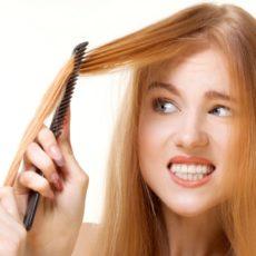 Проблема редких волос