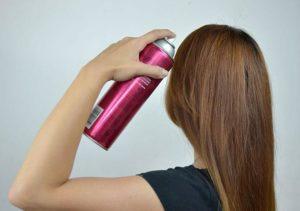 Выпрямление волос цистеином