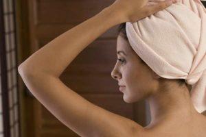 Маска для волос подготовка