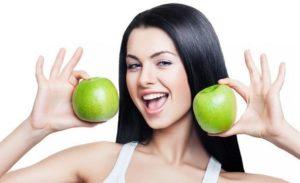 Витамины для волос из фруктов