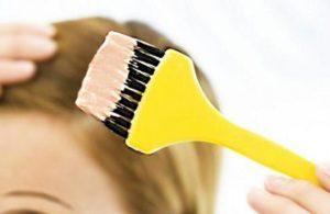 Краска для волос от вшей и гнид