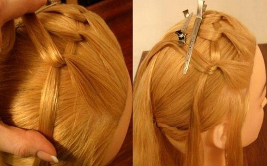 сетка из волос