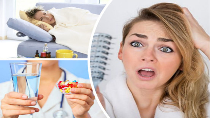 Влияние антибиотиков на здоровье волос