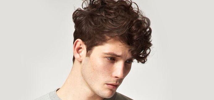 британка на кудрявые волосы