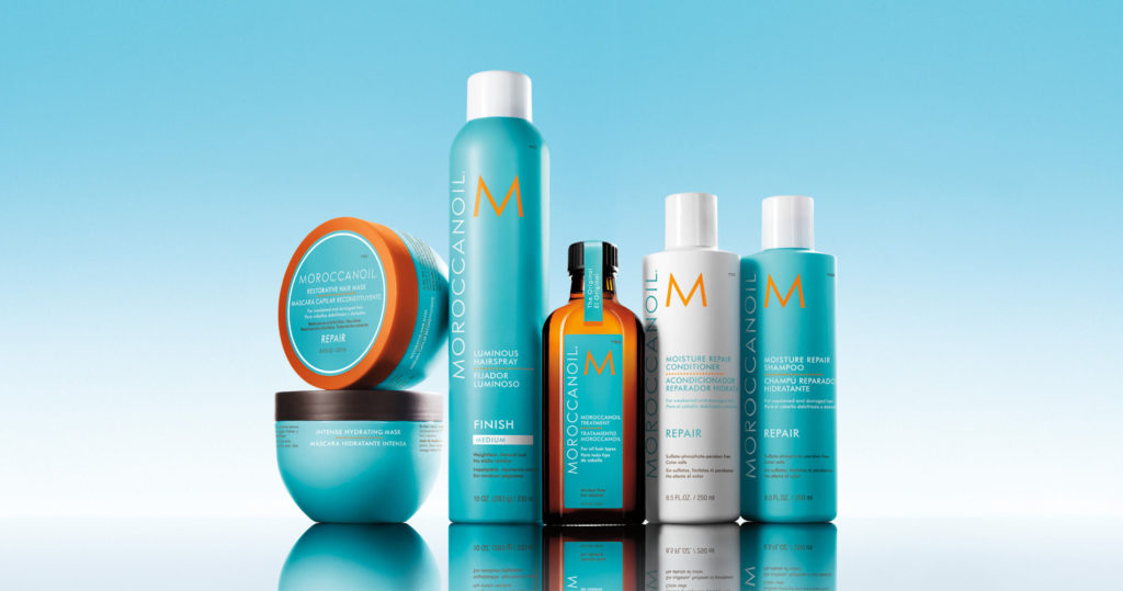 Крем Moroccanoil Hydrating Styling Gream