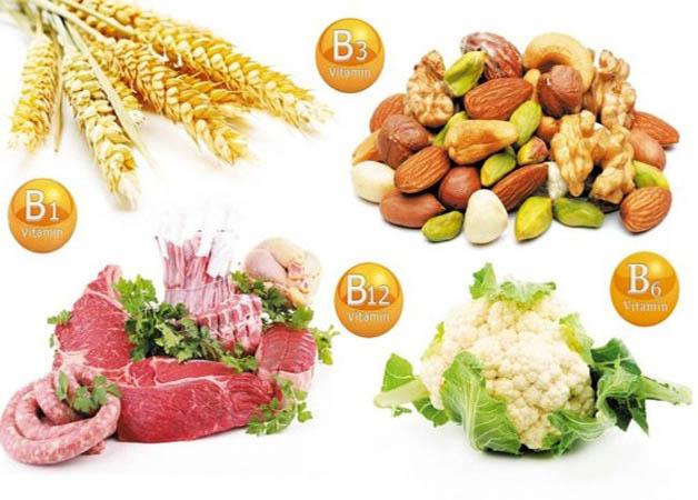 Набор необходимых витаминов