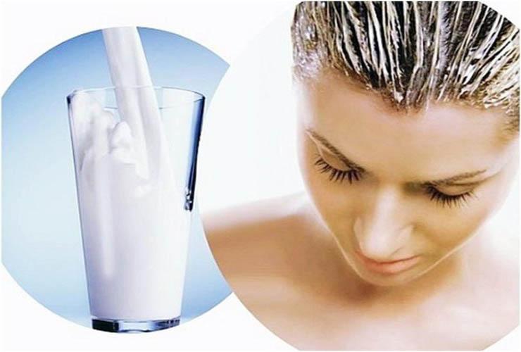 Влияние молочной кислоты на волосы