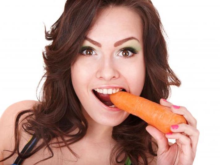 Овощи - источник витаминов
