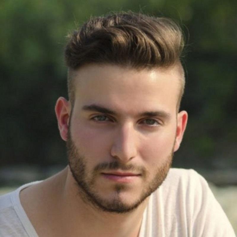 Комбинация стрижки и бороды