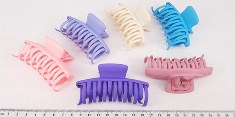 Пластиковые крабики
