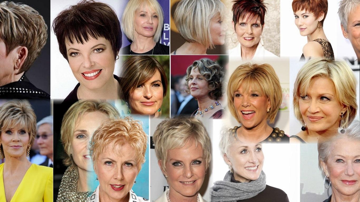 Стрижки для женщин после 40 лет
