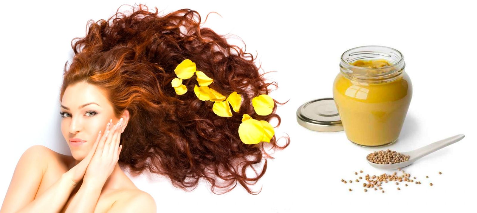 Как приготовить маску для волос из горчицы