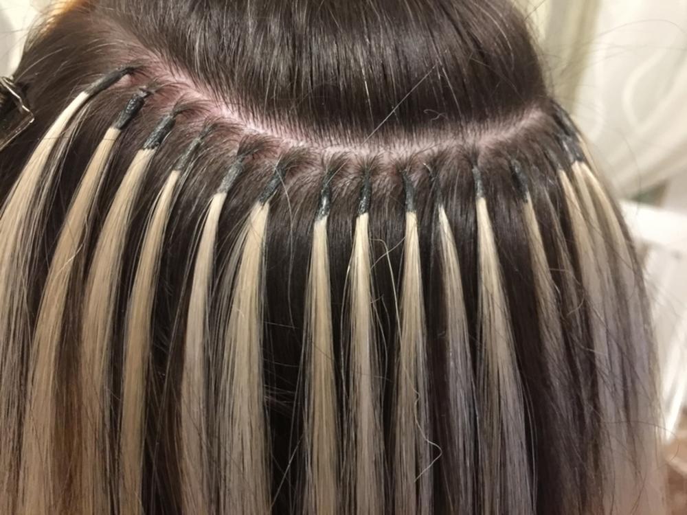 Используемые волосы