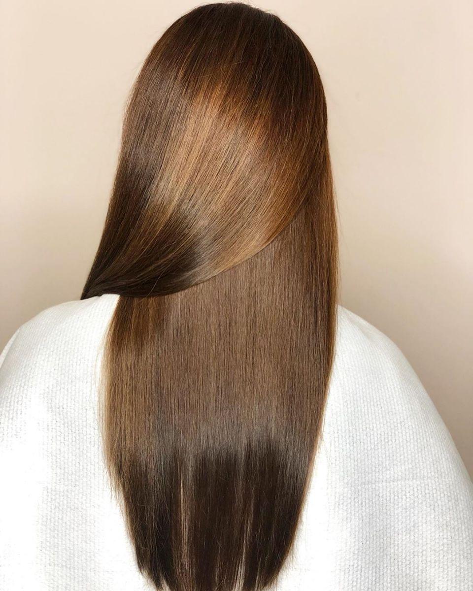 Зоны волос